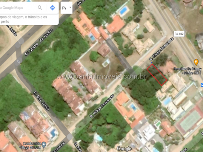 Lote 932 m2 – Praia Baia Formosa . A 150m /mar
